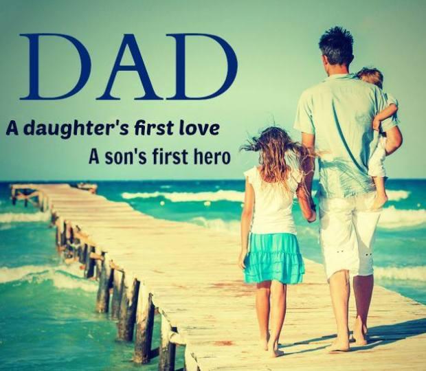 Dad first love