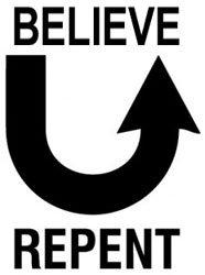 repent-believe