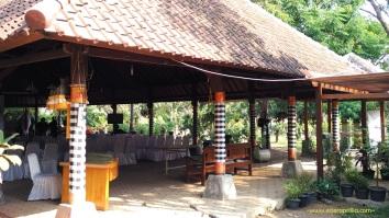 Pendopo bergaya Bali