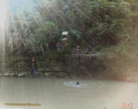 Air Terjun Sri Gethuk Gunungkidul8