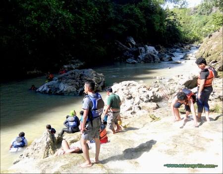 Air Terjun Sri Gethuk Gunungkidul9