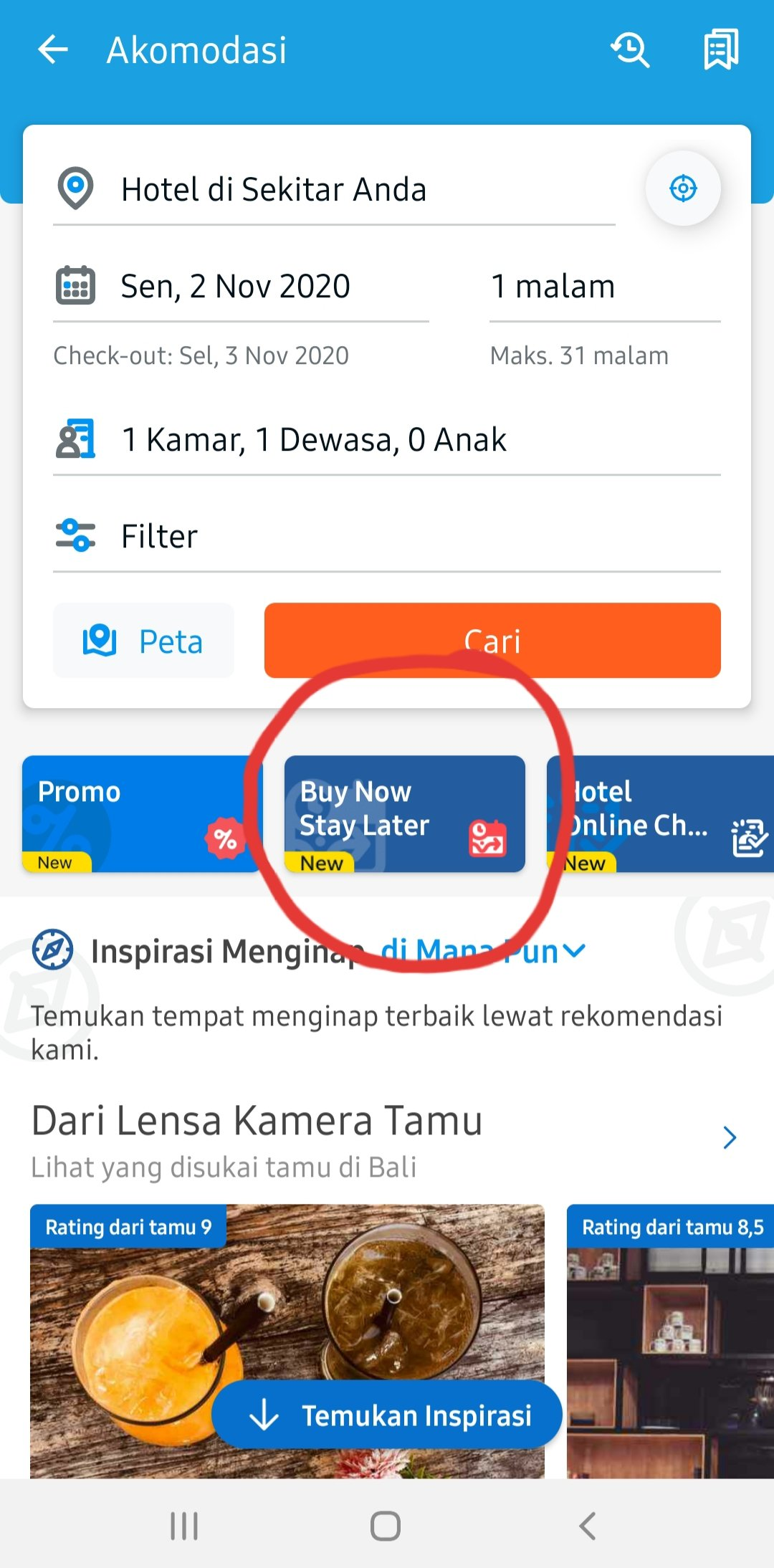 Fitur Baru Traveloka Buy Now Stay Later When I Say